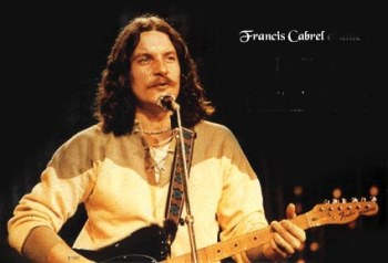 Recherche de contact - je suis le sosie de Francis Cabrel Cabrel